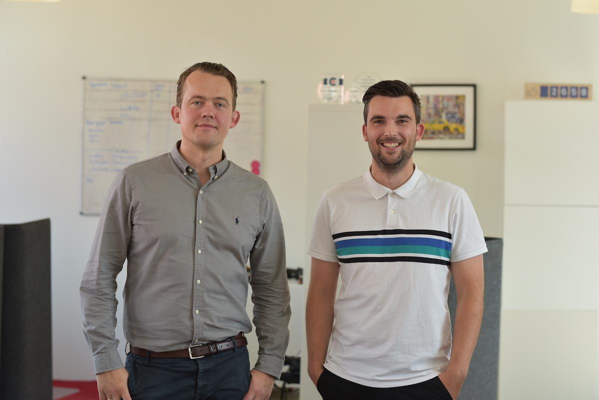 Allan og Jesper fra AWORK Webbureau - Resultater via online markedsføring